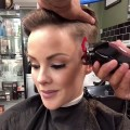 Beautiful-GirlSide-Cut-Headshave-Shaving-her-Head-Ep39Undercut-hairstyles-women