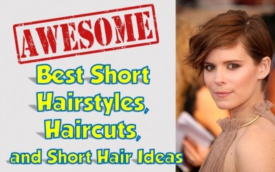 Best-Short-Hairstyles-Haircuts-and-Short-Hair-Ideas-for-2018-2019