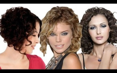 Bob-summer-hair-Curly-long-short-hair-style-compilation