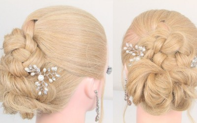 Easy-Wedding-Hairstyle-For-Long-Hair