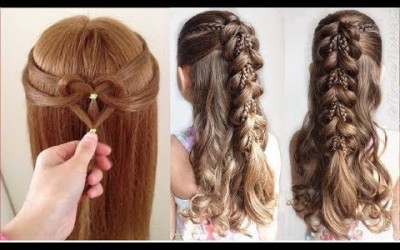 Eid-Special-Hairstyle-2018-Hairstyle-for-Girls-7-Beautiful-Medium-Hair-Hairstyle-For-Girls