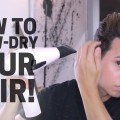 HOW-TO-BLOW-DRY-YOUR-HAIR-BLOW-DRYER-Mens-Hairstyle-Tutorial-2018