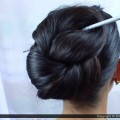 How-To-Fix-Long-Hair-The-Figure-8-Infinity-Bun-8-Figure-Bun-For-Long-Hair-Stick-Bun