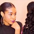 How-To-Style-Shot-Natural-Hair-Twist-Out-On-Short-Natural-Hair