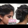 Juda-Style.-Easy-Bun-Hairstyle-For-Long-Hair-Tutorial-2018.-Lovely-Bun-Hairstyles-For-Long-Hair