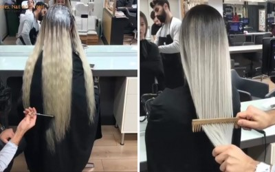 NEW-Hair-Color-Transformation-Amazing-Long-Hair-Cutting-Hairstyle-1