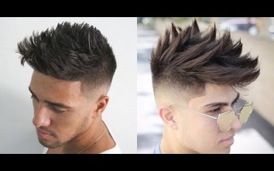 Spiky-hairstyles-Best-New-Mens-Hairstyles-Summer-2018