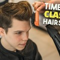 Timeless-Mens-Classic-Business-Haircut-Tutorial-BluMaan-2018