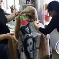WEIRD-HAIRCUT-Cut-Off-LONG-HAIR-To-SHORT-Extreme-Long-Hair-Cutting-Transformation-53