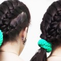 Zipper-Braid-Hairstyles-tutorial-2018-New-Hairstyles-for-girls-Ladies-Hairstyles
