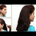 how-to-do-Lace-Braid-Half-Updo-Hairstyle-from-long-hair-to-short-hair-Hairstyles-For-Long-Hair