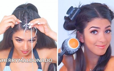 18-Easy-Braids-Hairstyles-for-Long-Hair-You-Can-Do-in-1-Minute