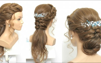 2-Simple-Party-Hairstyles-For-Long-Medium-Hair