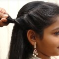 3-Simple-Cute-Hairstyles-for-ShortMedium-Hair-Best-Hairstyles-for-Girls-Hairstyle-Tutorials