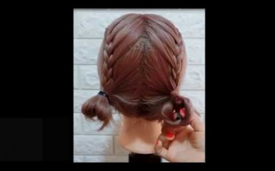 6-Amazing-Pretty-Beautiful-and-Simple-Hairstyle-For-Short-Hairs-Easy-Hairstyles-For-Girls-1