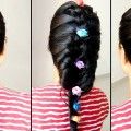 A-surprisingly-simple-everyday-hairstyle-in-the-summer-Hairstyle-for-long-hair-Hairstyle