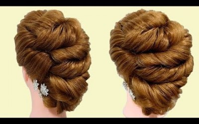 Asian-Bridal-Updo-Hairstyle-Tutorial-Wedding-Hairstyles-New-Hairstyle-Short-Hairstyles