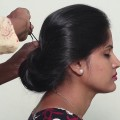 Awesome-Collection-Of-Classy-Bun-Hair-Tutorial-In-2-MinutesBun-Hairstyles-Long-Hair-.