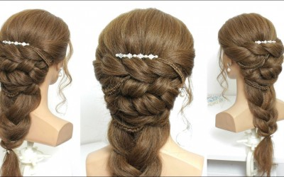 Best-Hairstyle-For-Girls.-Simple-And-Beautiful-Long-Hair-Tutorial