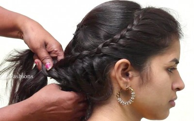 Best-Side-Braid-hairstyles-for-girls-Easy-Hairstyles-for-medium-Long-Hair-party-hairstyles
