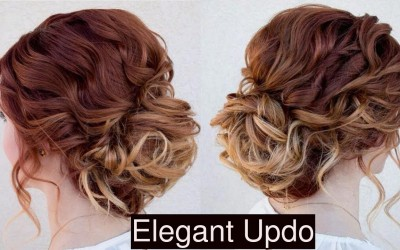 EASIEST-PARTY-UPDO-PROM-HAIRSTYLES-FOR-MEDIUM-LONG-HAIR-TUTORIAL