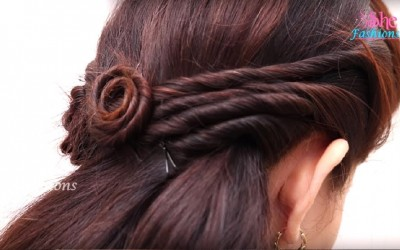 Easy-Hair-Style-for-Long-Hair-Ladies-Hair-Style-Videos-2017-Everyday-Hairstyles