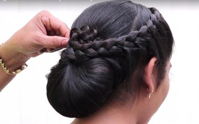 Easy-Hair-style-for-Long-hair-Ladies-hair-style-Hair-Style-videos-2017