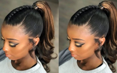 Easy-Ponytail-Hairstyles-for-Black-Women-LongMedium-Ponytail-Hairstyles-for-Black-Hair