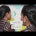 Everyday-Easy-Half-Up-Down-Twist-Braid-Hairstyle-For-Long-Hair-2018-For-College-Girls.