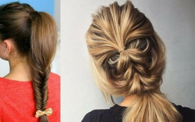 Everyday-QUICK-EASY-Hairstyles-for-medium-long-hair