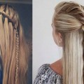 Everyday-QUICK-EASY-Hairstyles-for-medium-long-hair-Easy-beautiful-hairstyle-for-Long-Hair