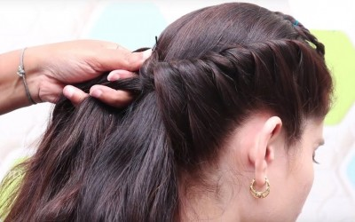 Hairstyle-for-Medium-Hair-Easy-Hairstyle-For-Girls-Hairstyle-for-Long-Hair-Hairstyle-Videos
