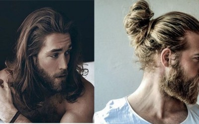 Hottest-Man-With-Long-Hair-Style-And-Beard-15-Best-Hairstyles-For-Men-With-Long-Hair-2018