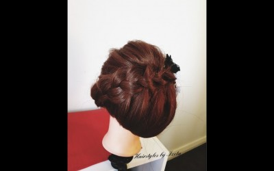 How-to-braided-updo-hairstyle-Medium-long-hair