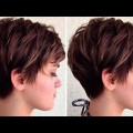 How-to-cut-a-Short-Layered-Haircut-Tutorial-Short-Haircut-for-Women
