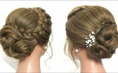 Juda-Hairstyle-With-Twisted-Mini-Buns-For-Long-Hair