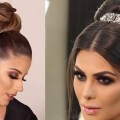 Perfect-High-Bun-Tutorial-Perfect-High-Bun-Hairstyle-For-Medium-Long-Hair