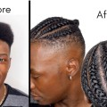 Quick-Easy-Mens-Cornrow-Braids-High-Top-Hairstyle