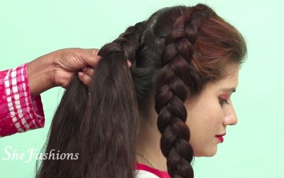 Simple-Hairstyles-for-Long-Hair-Best-Hairstyles-for-Girls-2017-Hairstyle-Tutorial-Fashion