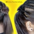 Super-Simple-Hairstyle-for-Girls-Easy-Women-Hairstyles-for-Party-Hair-style-girl