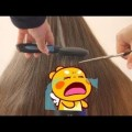 VERY-LOnG-HAIRCUT-Cut-Off-LONG-HAIR-To-SHORT-Extreme-Long-Hair-Cutting-Transformation-96