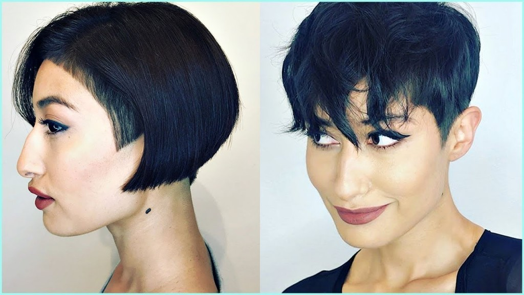 12 Bob Haircuts And Pixie Haircuts For Women Professional Haircut