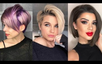 12-Easy-Hairstyles-For-Short-Hair-Cute-Short-Hairstyles-for-Women