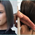 12-Short-and-Medium-Haircuts-for-women-Professional-Haircut-compilation