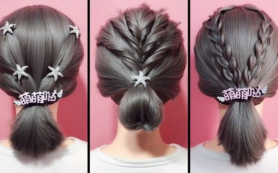 40-Best-and-Cute-with-Short-Hairstyles-Tutorials