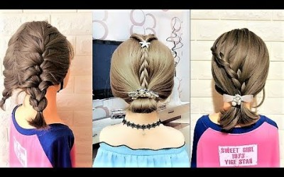 Amazing-hairstyles-tie-hair-for-short-hair-beautifull-by-Huong-Dan-Cho-Ban