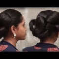 Best-Trendy-Party-Rose-Petal-Fordding-Bun-Hairstyle-For-Long-Hair-Bun-Hairstyles-.