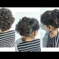 Bridal-bun-for-short-hair-hairstyles-Juda-hairstyle.bridal-bun-for-long-hair