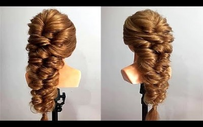 Easy-and-Cute-Wedding-Hairstyles-New-Hairstyle-Medium-Length-Hairstyles