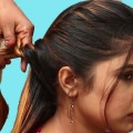 Easy-party-Hairstyles-For-Long-Hair-2018-Simple-Juda-Style-Trendy-hairstyles-2018